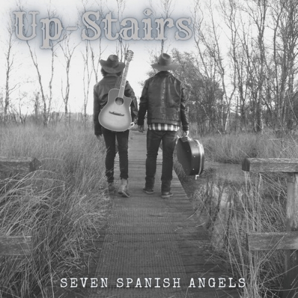 Singe Up-stairs : Seven Spanish Angels !